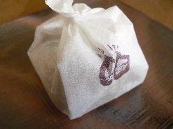 栗きんとん:清月堂本舗個包装