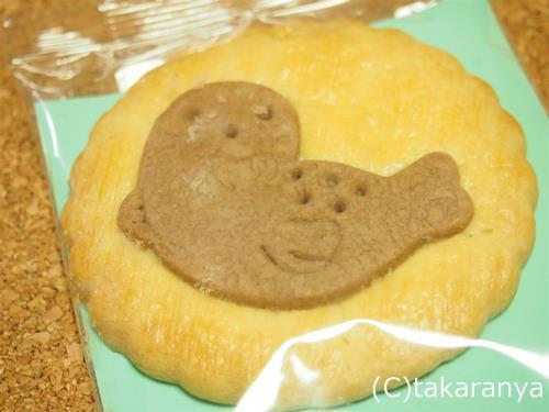 アザラシクッキー