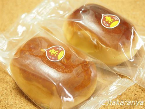 福田屋栗饅頭パッケージ
