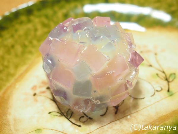 紫陽花:鈴懸