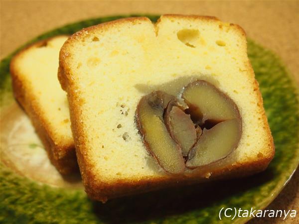 くりあんケーキ:小布施堂