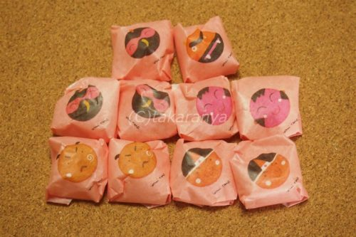 五味太郎さんのパッケージが可愛い