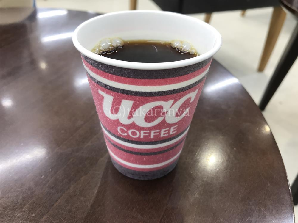 UCCコーヒー カフェメルカード:神戸多聞