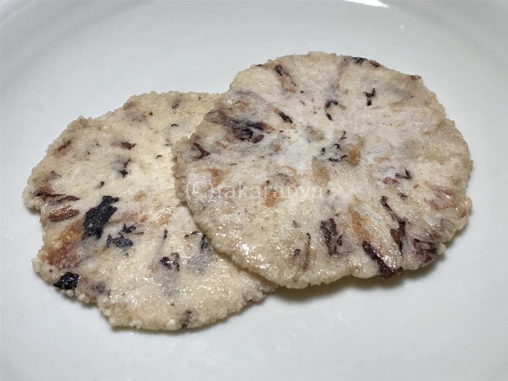 スギ製菓たこせんべい2