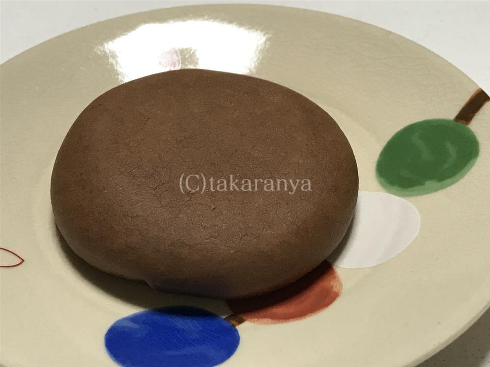 美味しいココア饅頭